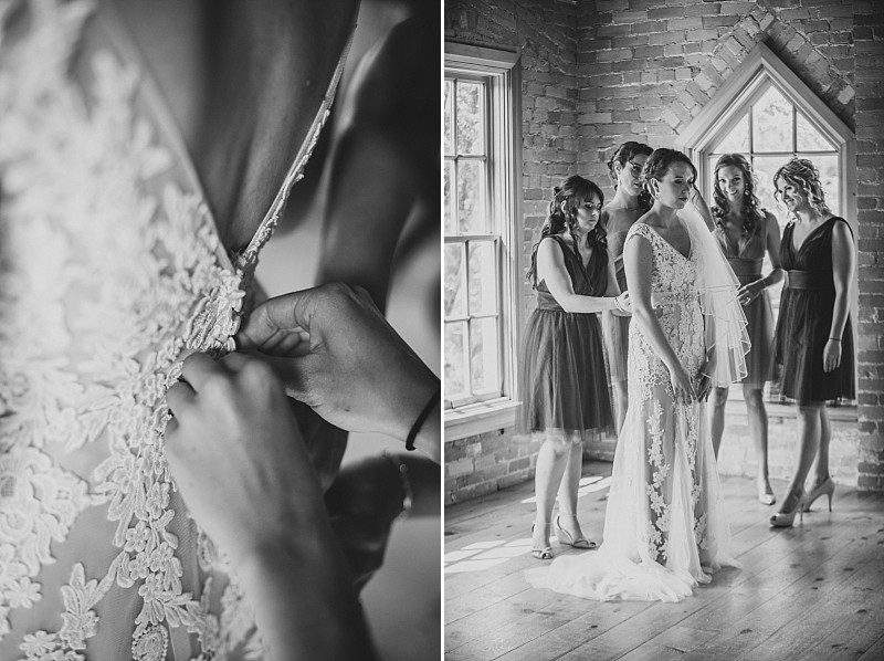 Gibson Centre Alliston Wedding Carissa Didier Photography